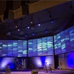 Tannoy install Columbia Community Church