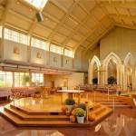 Tannoy install Sacred Heart Church