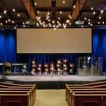 RCF Beaverton 4Square Church install