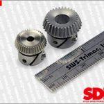 SDP SI Fairloc bevel gears, sm