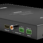 WyreStorm 4K UHD HDBaseT, back