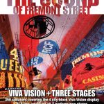 RCF The sound of Fremont Street, InfoComm 2016