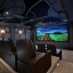 Torus Power isolated theater room